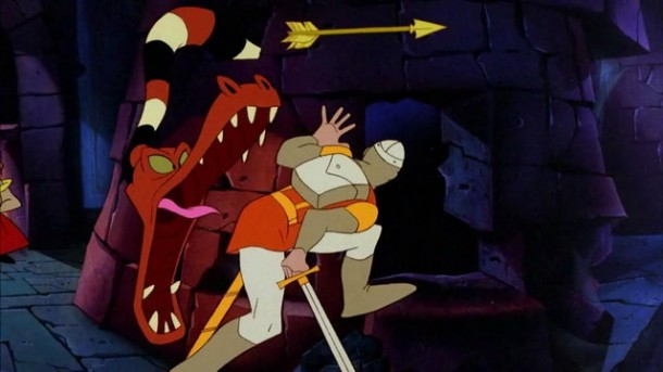 Dragon's Lair 2 Time Warp (1)