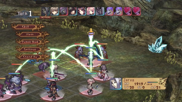 RPG Record of Agarest War (1)