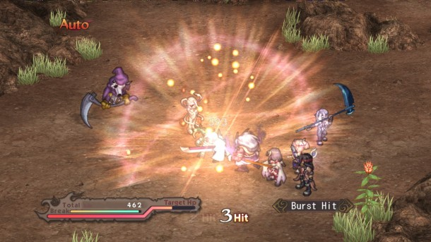 RPG Record of Agarest War (3)