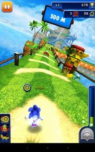 Sonic Dash (2)