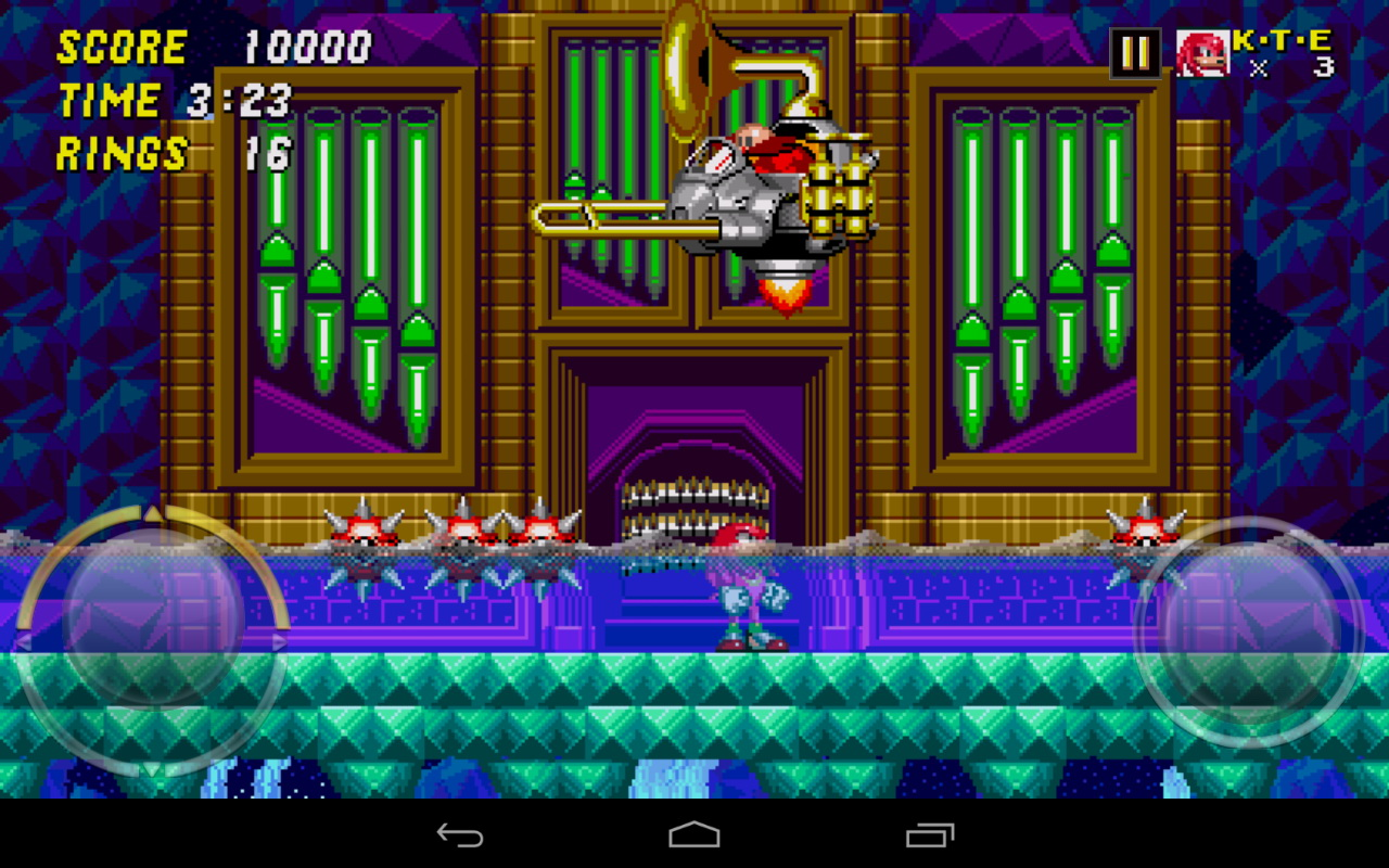 Sonic The Hedgehog 2 Review - Bugs in Blue - AndroidShock