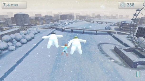 The Snowman & The Snowdog Game (1)