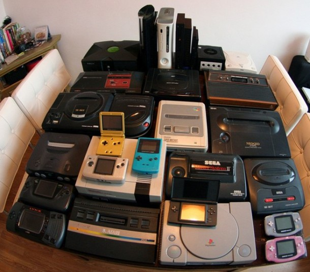 old-consoles
