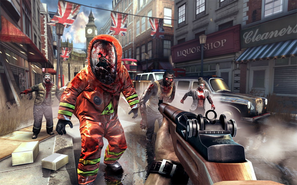 It's Update Time Again: Dead Trigger 2 Brings Fresh ...