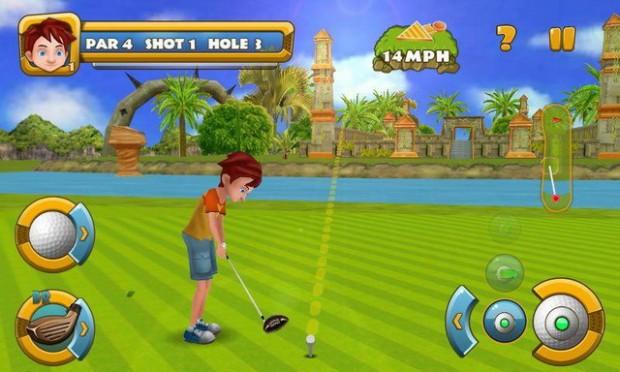 Golf Championship (1)