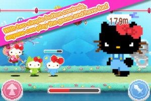 Hello Kitty Tap and Run (1)