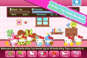Hello Kitty Tap and Run (2)