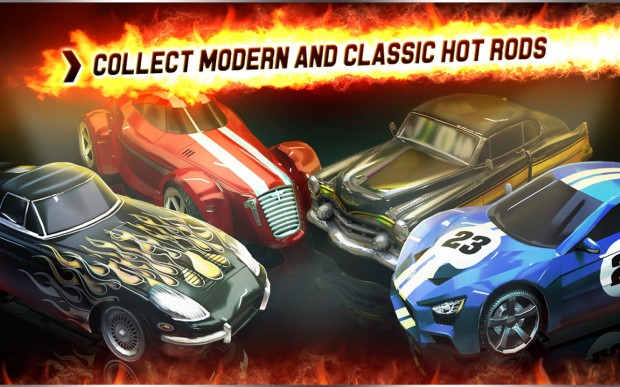 Hot Rod Racers (1)