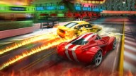 Hot Rod Racers Cover
