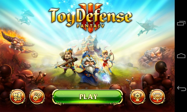 Toy Defense 3 Fantasy Android Trailer (1)
