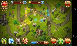 Toy Defense 3 Fantasy Android Trailer (10)