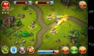 Toy Defense 3 Fantasy Android Trailer (8)