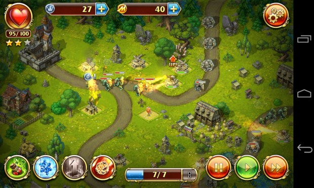 Toy Defense 3 Fantasy Android Trailer (9)