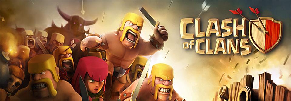 Clash of Clans Update 2014