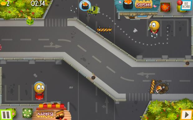 Car Park Control (1)