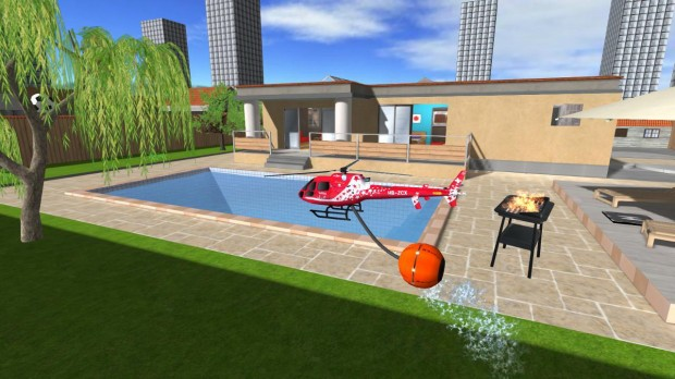 Helidroid 3  3D RC Helicopter (1)
