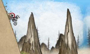 Stickman Downhill - Motocross (2)