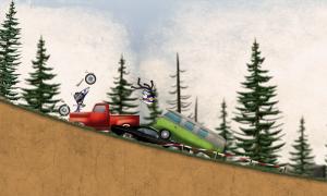 Stickman Downhill - Motocross (3)