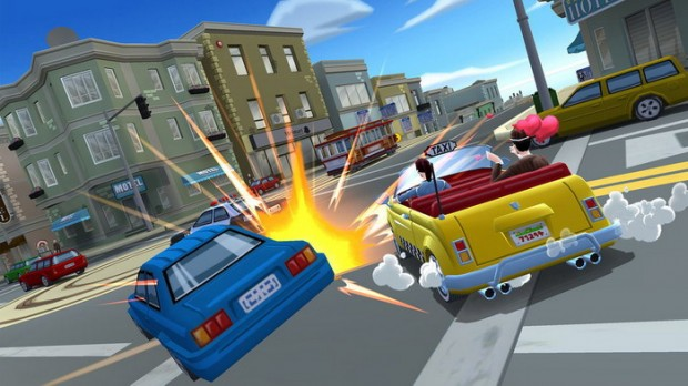 Crazy Taxi City Rush (1)