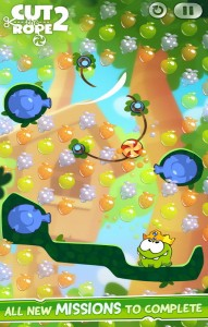 Cut the Rope 2 (2)