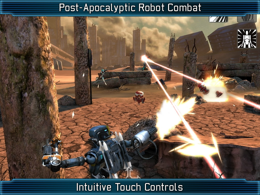 The Post-Apocalyptic Robot Saga Continues In EPOCH 2 - AndroidShock
