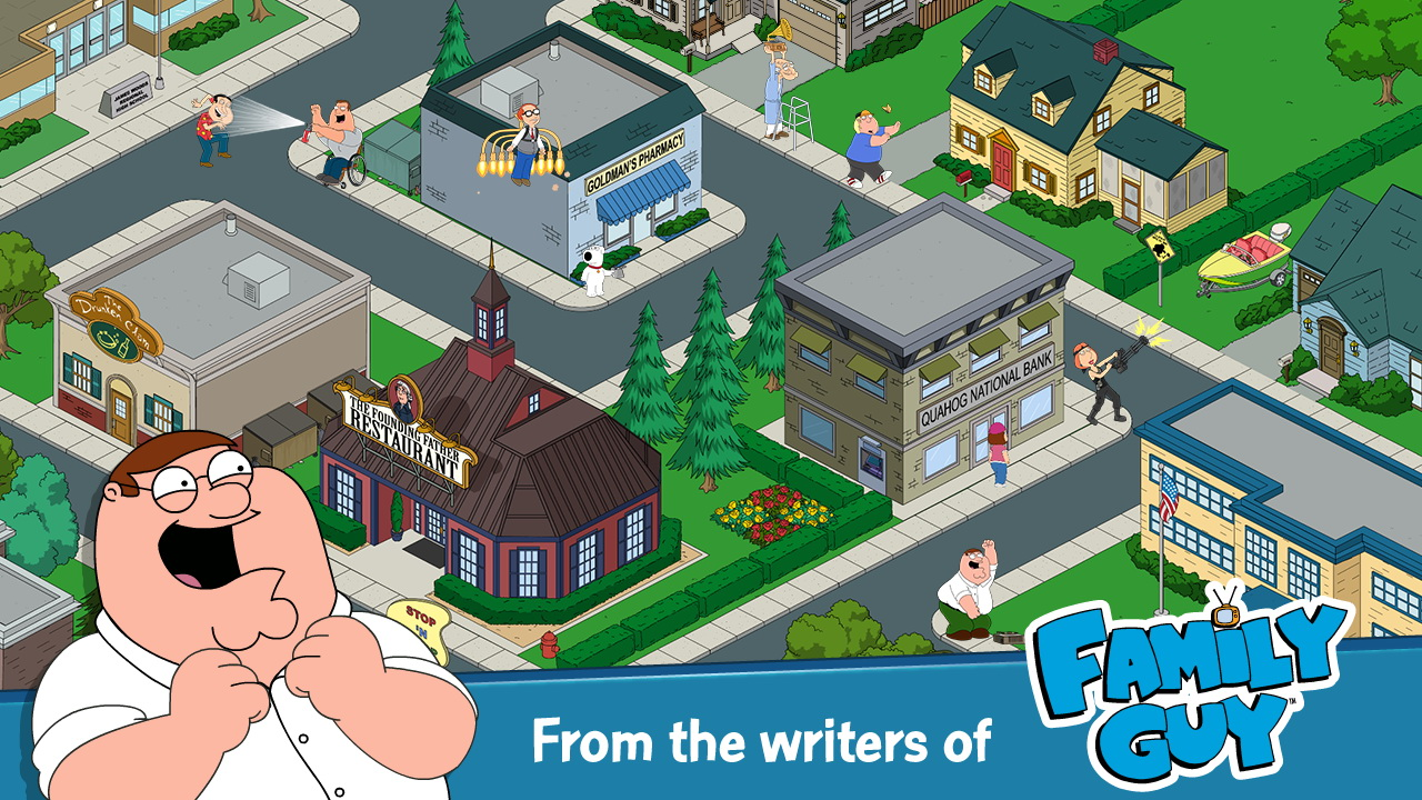 family guy game download