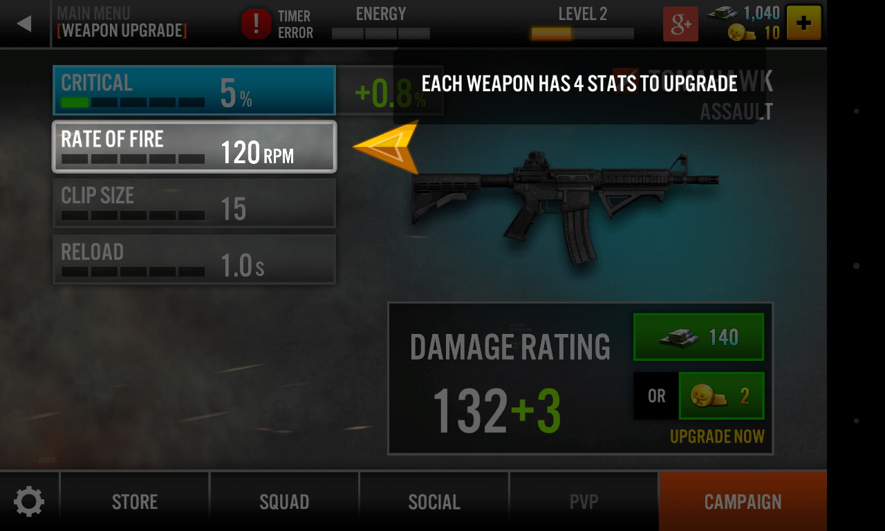 Frontline Commando 2 Review - Locked and Loaded - AndroidShock
