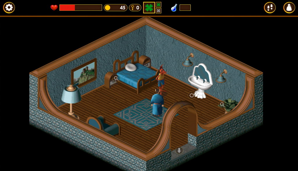 Nineties PC Adventure Game Little Big Adventure Gets an Android Port