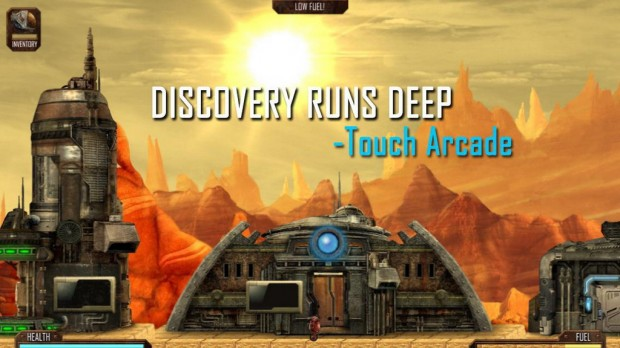 Mines of Mars (1)