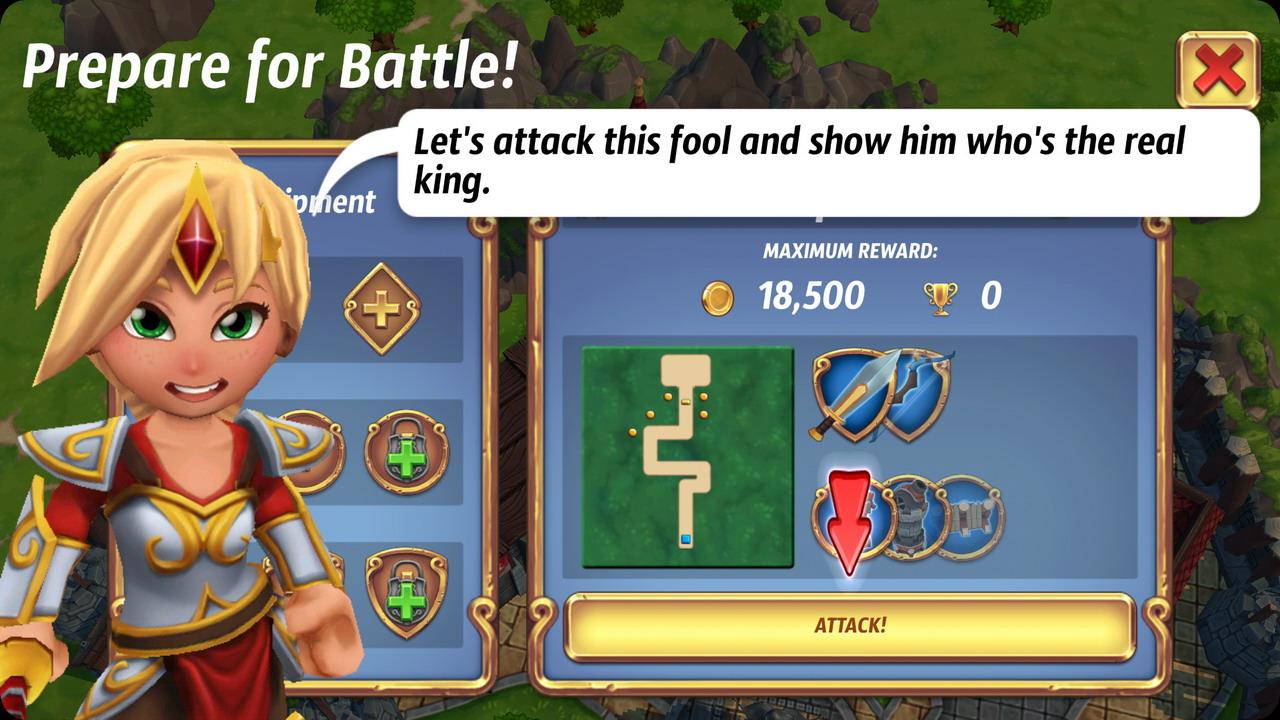 Royal Revolt 2 Review Royally Revolting Iap Androidshock