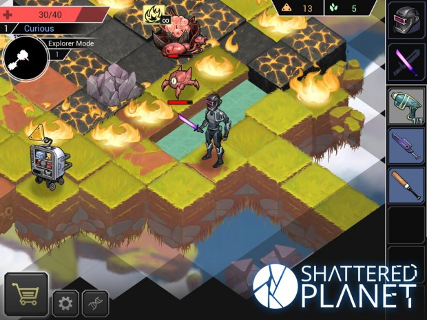 Shattered Planet (1)