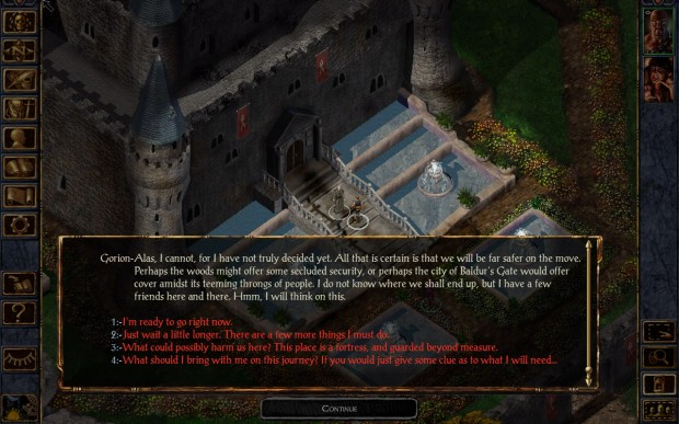Baldur's Gate Enhanced Edition (1)