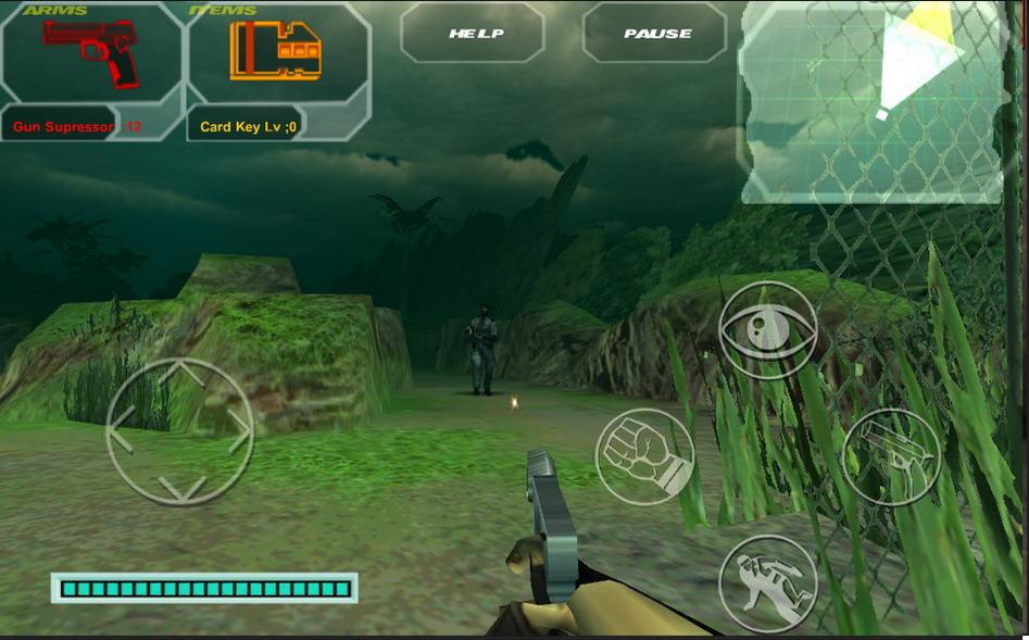 Скачать Игру Metal Gear На Андроид - фото 5