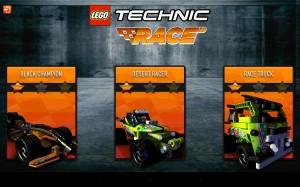 LEGO Technic Race (1)