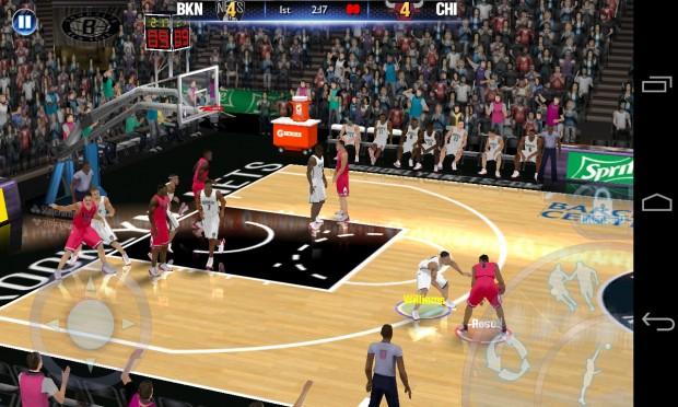 NBA 2K14 APK Free Download Full v130 Obb Latest