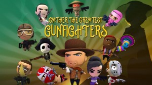 Pocket Gunfighters (2)