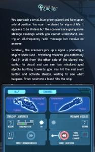Starship Traveller (3)