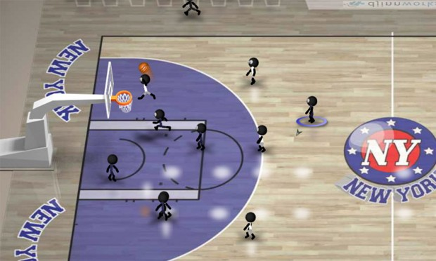 Stickman Basketball (1)
