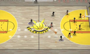 Stickman Basketball (2)
