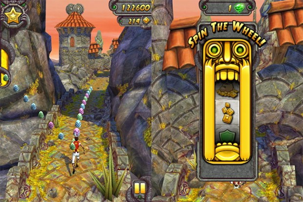 Temple Run 2 Easter Eggs