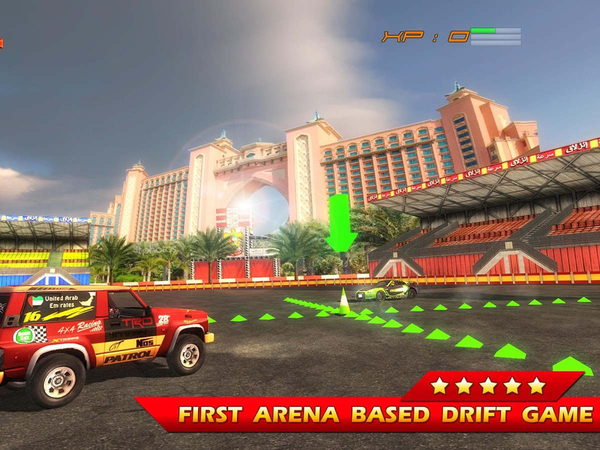 Bring Your Drifting Skills To Dubai In Dubai Drift Androidshock