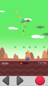 Retro Shooter Gem Gem Munchies (2)