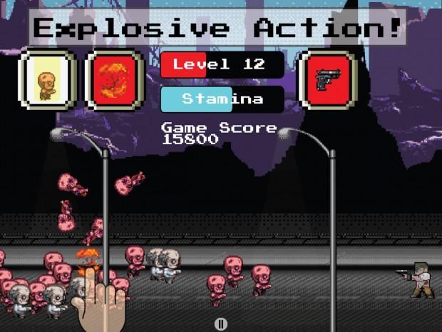Zombie Rush Infinite Tap Lite (1)