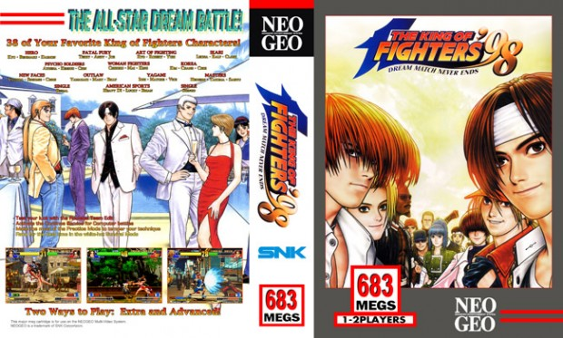 King of Fighters '98 (1)
