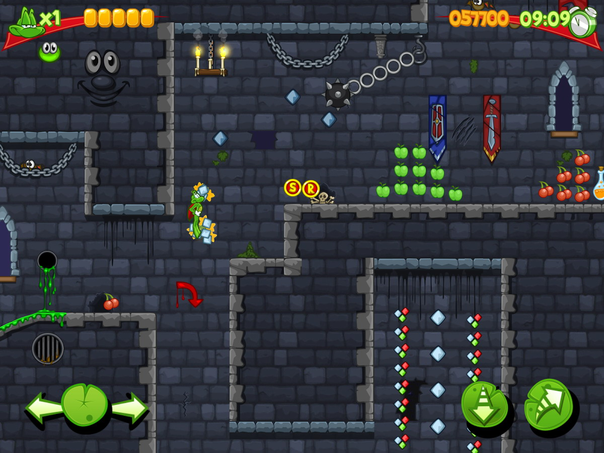 Superfrog HD Leaps from the Past Into Google Play