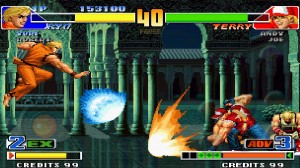 THE KING OF FIGHTERS '98 (2)