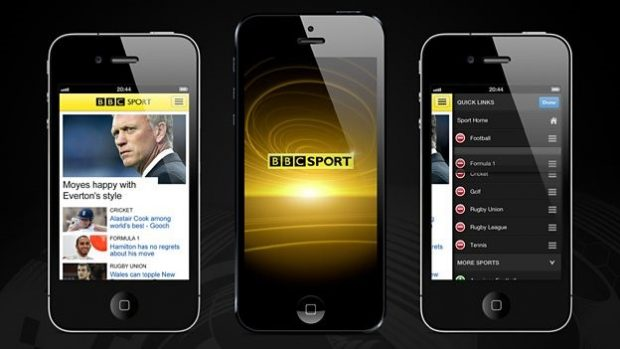 BBC Sport 620x349 - 5 of the Best Android Apps for soccer Fans