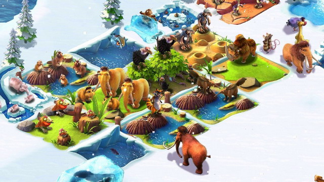 ice age village  androidshock